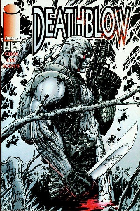 Deathblow Vol. 1 #0 – 29 (1993-1996)