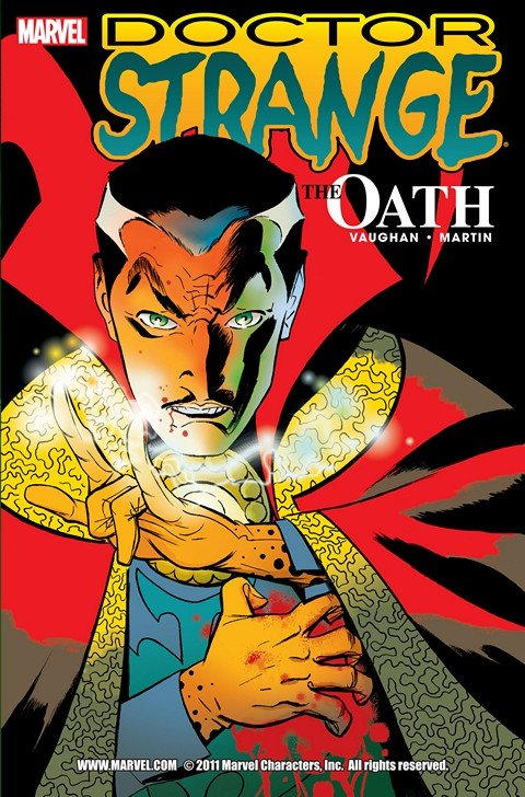 Doctor Strange – The Oath