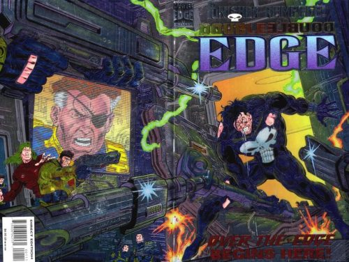 Double Edge Alpha & Omega