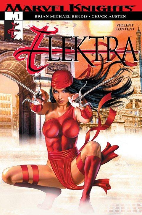 Elektra Vol. 2 #1 – 32 (2001-2004)