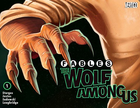 Fables – The Wolf Among Us #1 – 48