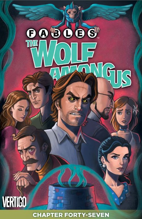 Fables – The Wolf Among Us #47