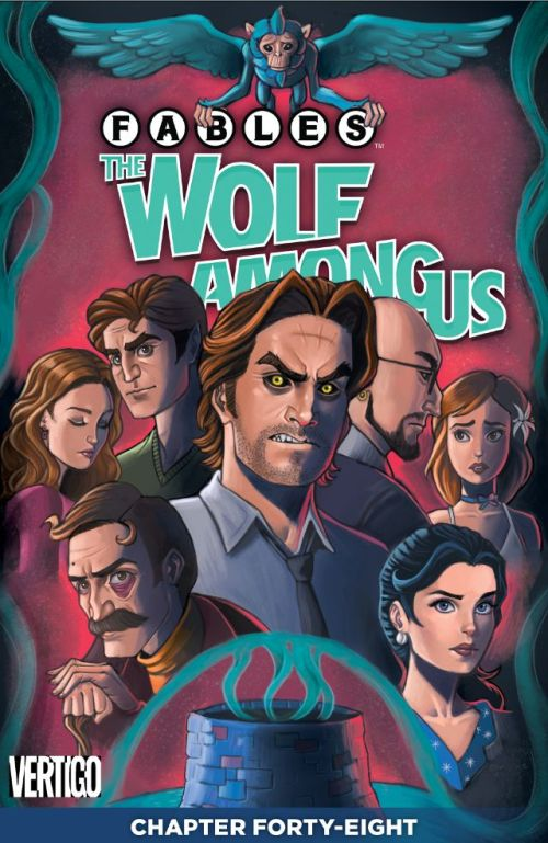 Fables – The Wolf Among Us #48