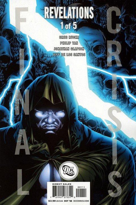 Final Crisis – Revelations #1 – 5 (2008)