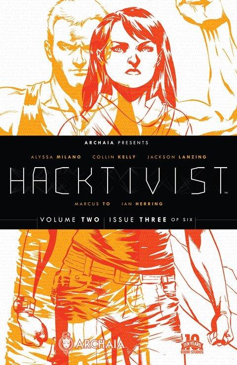 Hacktivist Vol. 2 #3
