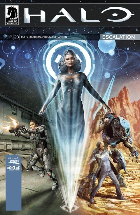 Halo (Comics Collection) (~2015)