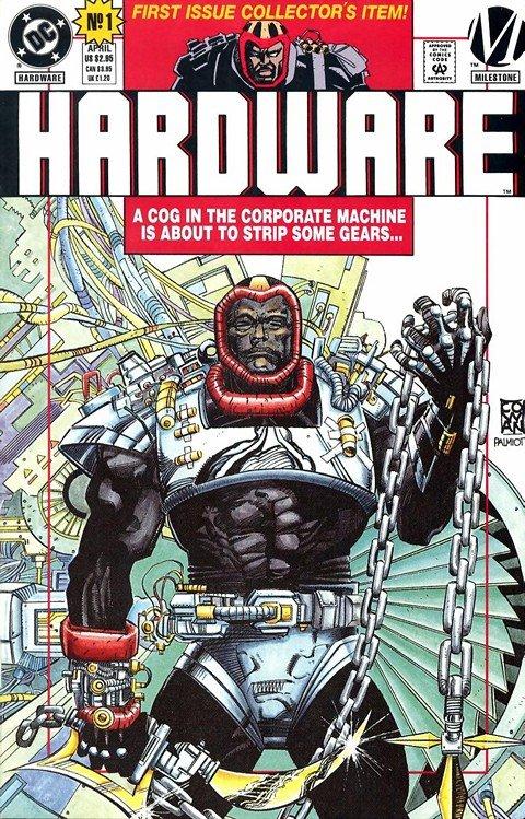 Hardware #1 – 50 (1993-1997)