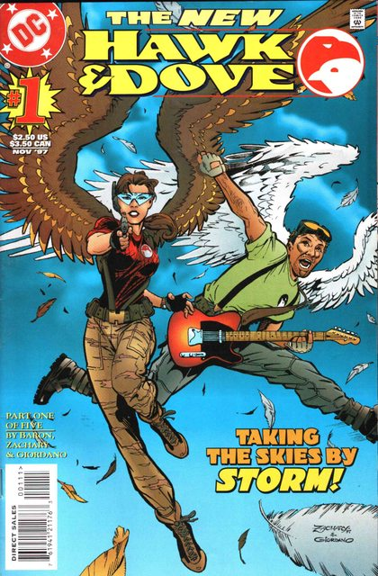 Hawk and Dove Vol. 1 – 5 (Collection) (1968-2012)