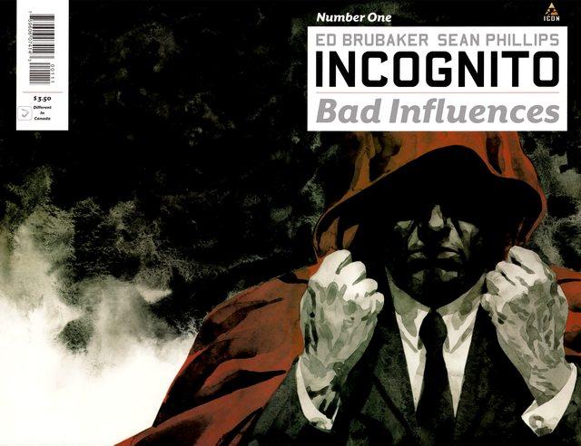 Incognito – Bad Influences #1 – 5 (2011)