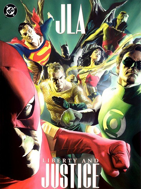 JLA – Liberty and Justice