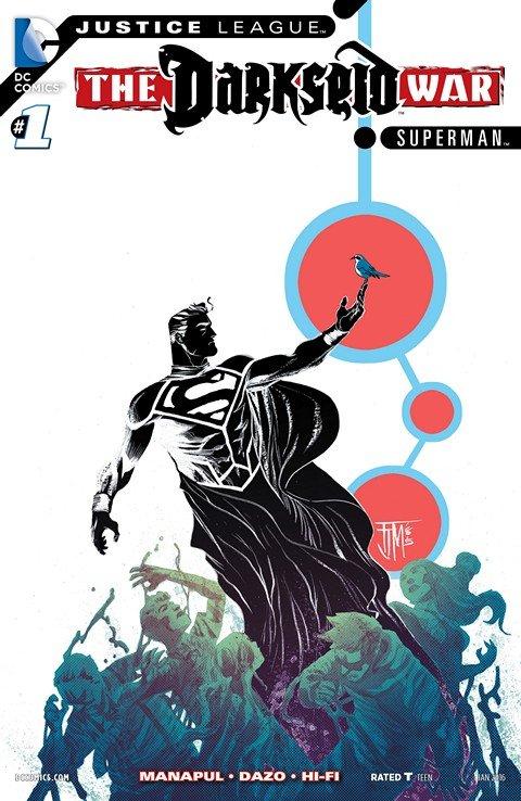 Justice League – Darkseid War – Superman #1