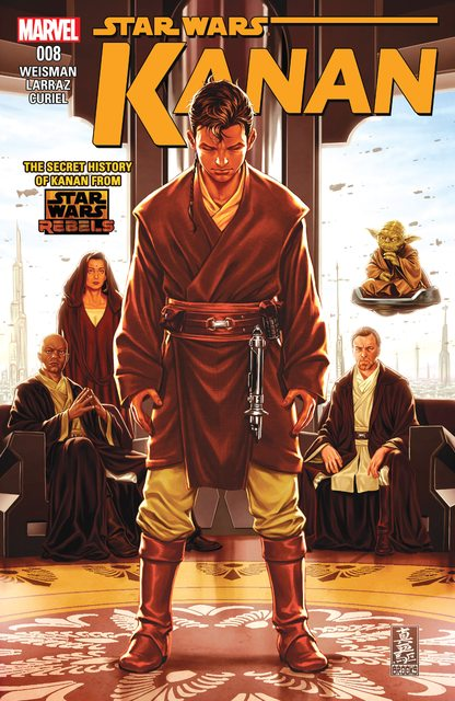 Kanan – The Last Padawan #8