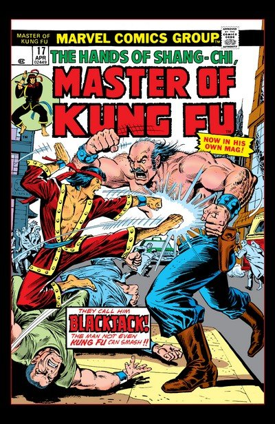 Master of Kung Fu #17 – 125 + Extras (1974-1983)