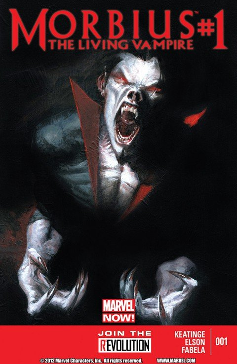 Morbius – The Living Vampire Vol. 2 #1 – 9