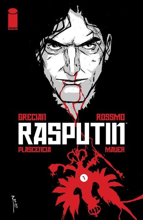 Rasputin #1 – 10 + TPB Vol. 1 (2014-2015)