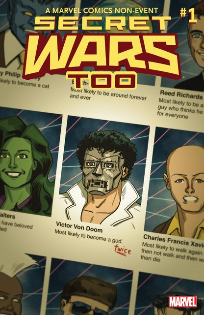 Secret Wars, Too #1