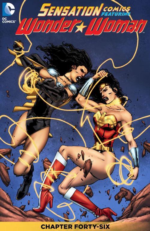 Sensation Comics Featuring Wonder Woman #46