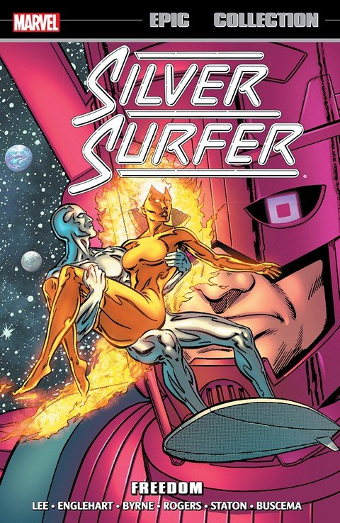 Silver Surfer Epic Collection – Freedom