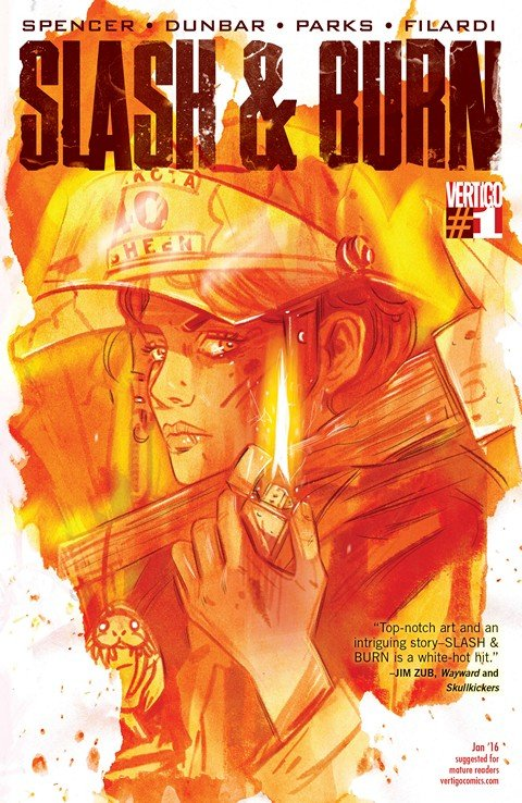 Slash & Burn #1