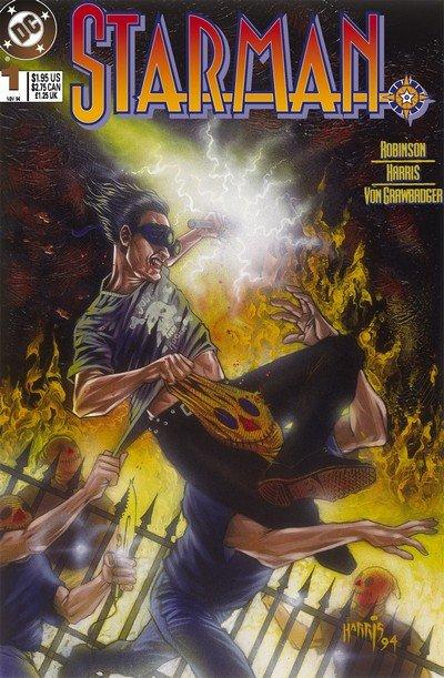 Starman Vol. 2 #0 – 81 + 1,000,000 (1994-2010)