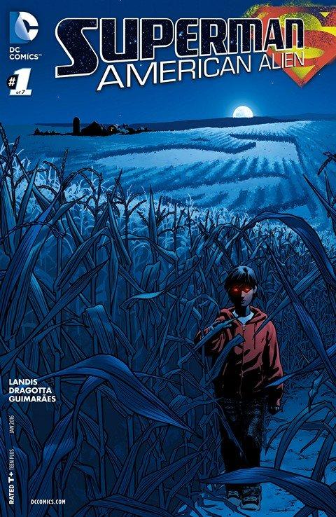Superman American Alien #1