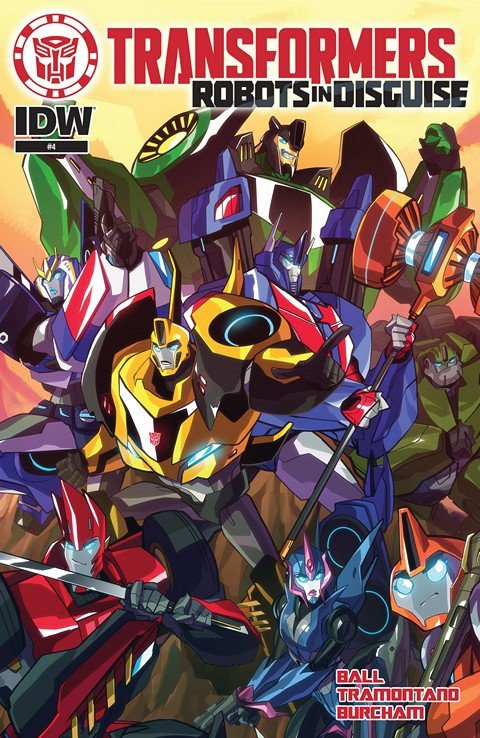 Transformers Robots In Disguise Animated #4