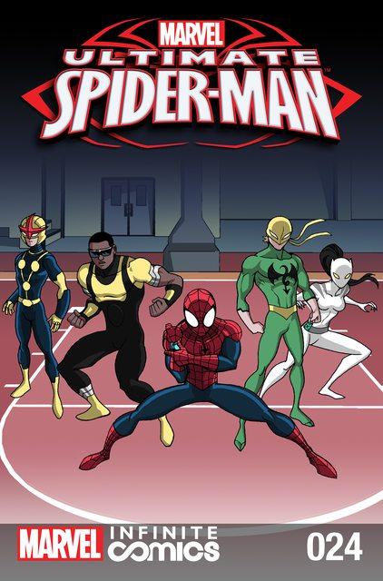 Ultimate Spider-Man Infinite Comic #24