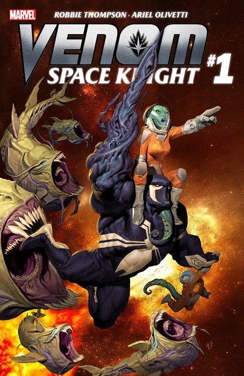 Venom – Space Knight #1