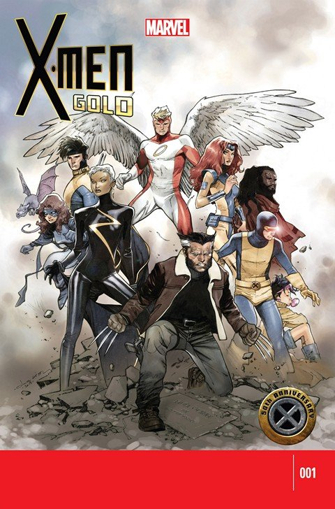 X-Men – Gold #1