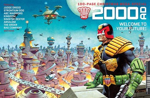2000AD #1961