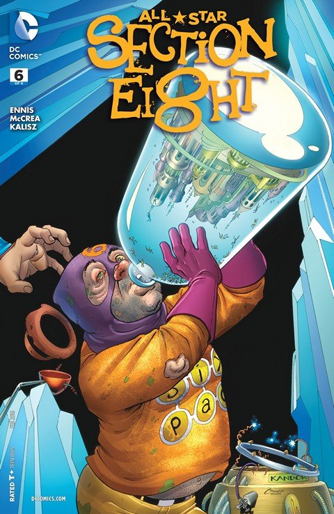 All-Star Section Eight #1 – 6 (2015)