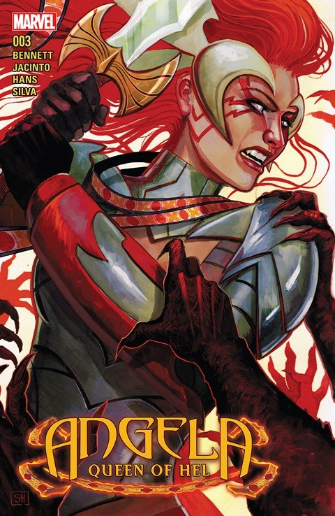 Angela – Queen of Hel #3