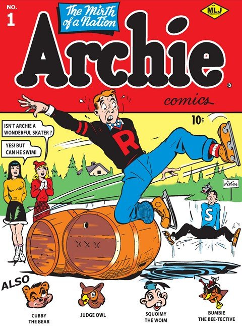 Archie Comics #1 - 666 (Collection) (1942-2015) – GetComics