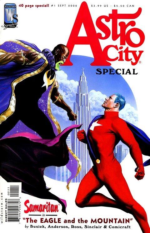 Astro City – Shining Stars