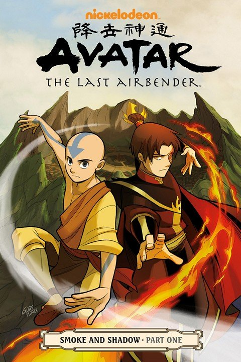 Avatar – The Last Airbender – Smoke and Shadow Part 1