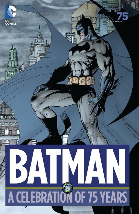 Batman – A Celebration of 75 Years