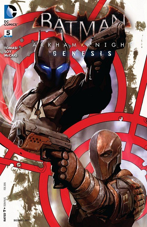 Batman – Arkham Knight – Genesis #5