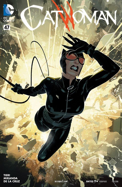 Catwoman #47