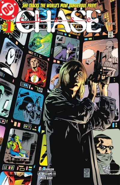 Chase #1 – 9 + 1,000,000 (1997-1998)