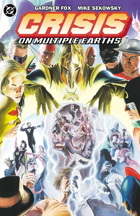 Crisis on Multiple Earths Vol. 1 – 6