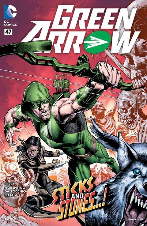 Green Arrow #47