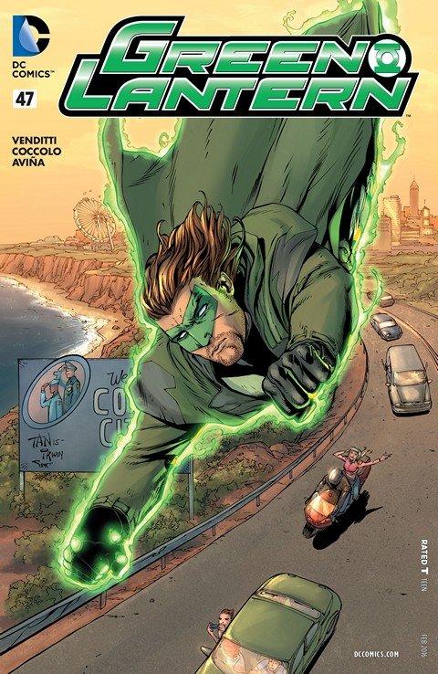 Green Lantern #47