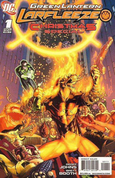 Green Lantern – Larfleeze Christmas Special #1