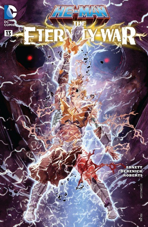He-Man – The Eternity War #13