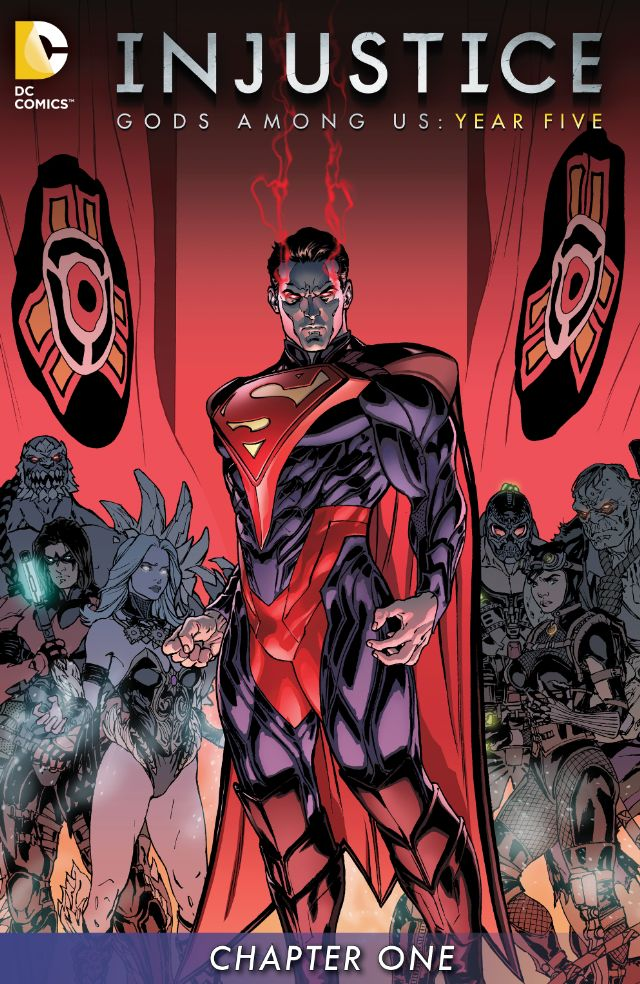 Injustice – Gods Among Us – Year Five #1