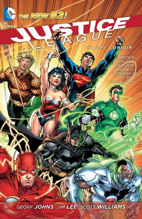 Justice League Vol. 2 (New 52 TPB) – Vol. 1 – 8 (2011-2016)