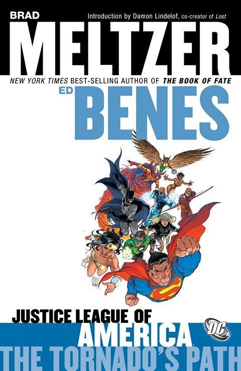 Justice League of America Vol. 1 – 10 (TPB) (2007-2012)