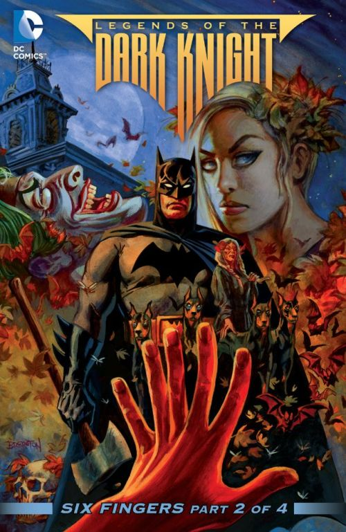 Legends of the Dark Knight #85 – 86