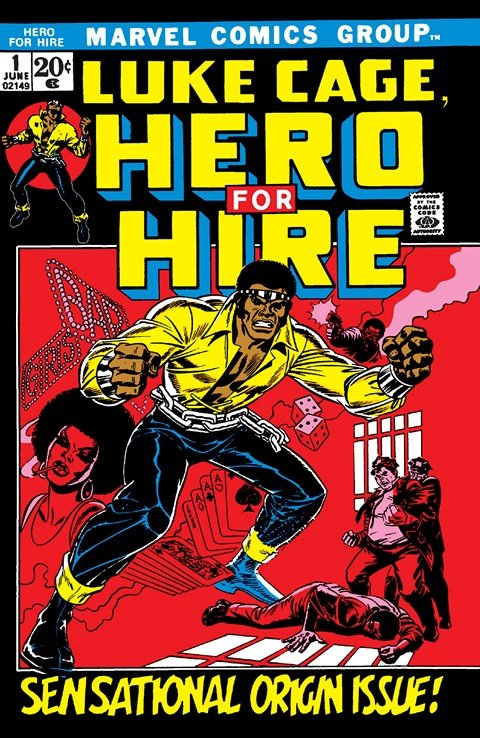 Luke Cage (Collection)