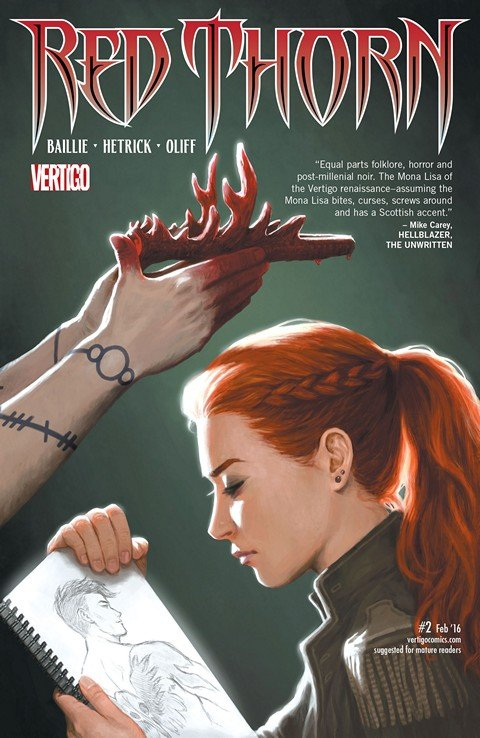 Red Thorn #2